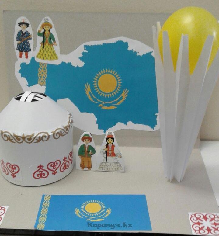Поделки из казахстана